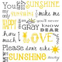 """""""You Are My Sunshine"""" by FriedmanGallery"""