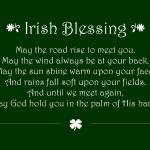 Irish Blessing Prints & Posters
