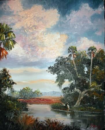 Wild Florida - Birds on Dead Tree