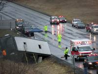Fatal Bus Crash March 12, 2013