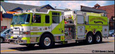 North Queensbury Fire Co. Engine 326