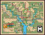 Washington Metro 2018 in Mario 3 Style Posters