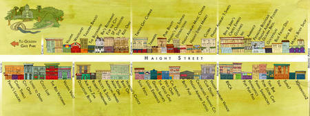 Haight Street by Darya Makarava