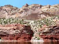Pink Cliffs Flaming Gorge
