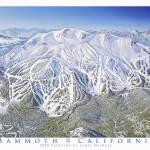 """""""Mammoth Resort California"""" by jamesniehuesmaps"""