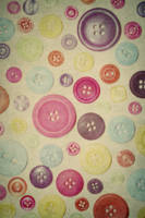 Retro Button Love