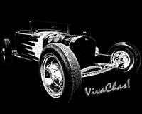 Drawing Rat Rod