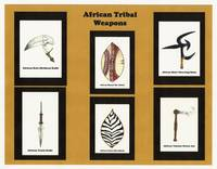African Tribal Weapons (Collage)