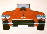 corvette by tracie brown