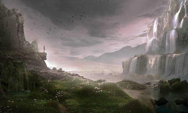 Dwarf City By Matt Forsyth