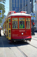 Canal Street Cable Car