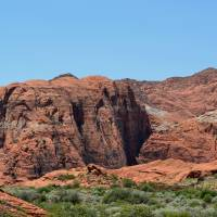Snow Canyon Art Prints & Posters by Carol Weishar