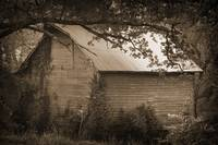 Abandoned Barn by Kirt Tisdale