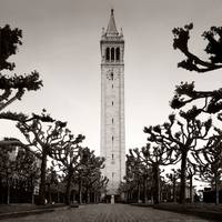 "Berkeley Camponile, ""Sather Tower"" by WorldWide Archive"