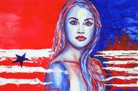 Red White Blue Liberty