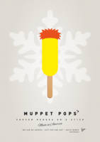 My MUPPET ICE POP - Beaker