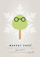 My MUPPET ICE POP - Dr Bunsen Honeydew