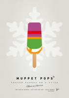My MUPPET ICE POP - Dr Teeth