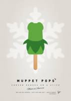 My MUPPET ICE POP - Kermit