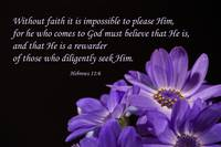 Hebrews 11 6