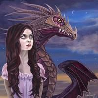 Maiden and Her Dragon