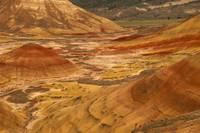Painted Hills Overview