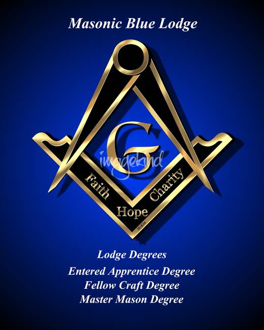 Blue Lodge Degrees By Stephen Mckim