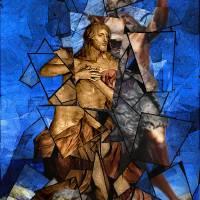 """""""Baptism of Jesus"""" by jerrybacik"""