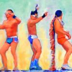 Dancing Go Go Daddys by RD Riccoboni