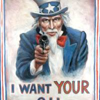 Uncle Sam by Mark Bryan