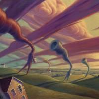 The Tornado Men by Mark Bryan