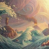 The Tiki Gods by Mark Bryan