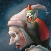"""Monkey on his Back"" by MarkBryan"