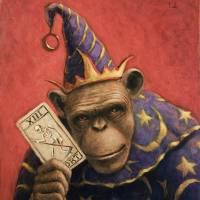 """The Fortune Teller"" by MarkBryan"