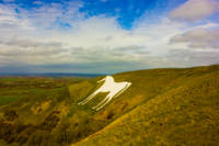 The White Horse of Wiltshire