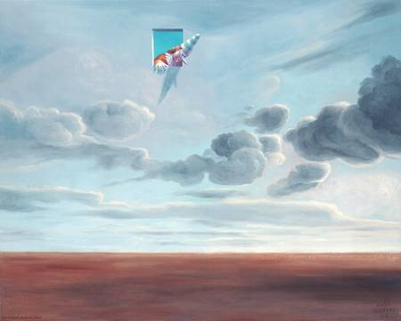 The Clown in the Sky