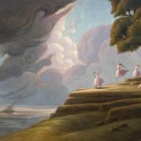 The Island of Ballerinas by Mark Bryan