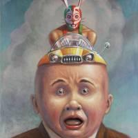 El Conejo in His Head by Mark Bryan