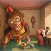 Too Much Monkey by Mark Bryan