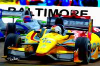 Baltimore Grand Prix, Indy Car Racing
