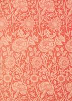 'Pink and Rose' Wallpaper design, 1891