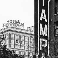 """Tampa Theatre and Hotel Floridan"" by Automotography"