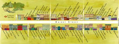 The Haight by Darya Makarava