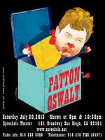 PATTON OSWALT LIVE