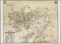 Vintage Map of Gloucester MA (1873)