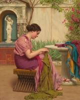 A Stitch is Free, or A Stitch in Time, 1917