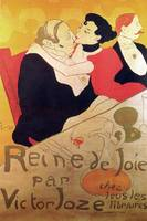 Henri de Toulouse-Lautrec 1864 - 1901, French pain