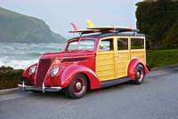 1937 Ford Woody Station Wagon