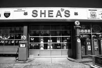 Route 66 - Shea's Filling Station 2012