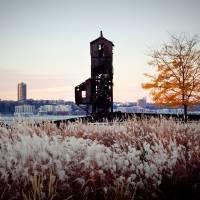 Autumn Tower by Jen Wheeler